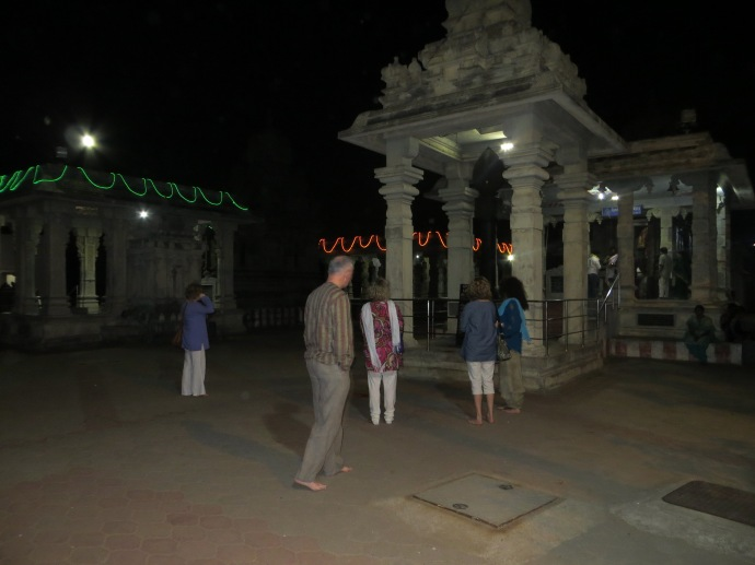 Wandering the grounds of the Murugan temple