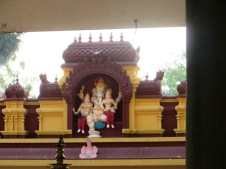 Ganesha and his two wives