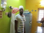 Khan of Khan's Cooking School